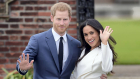 Prins Harry og Meghan Markle