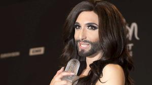 Conchita Wurst vandt Eurovision Song Contest 2014.
