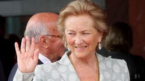 Dronning Paola