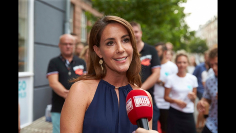 Prinsesse Marie besøger Too Good To Go