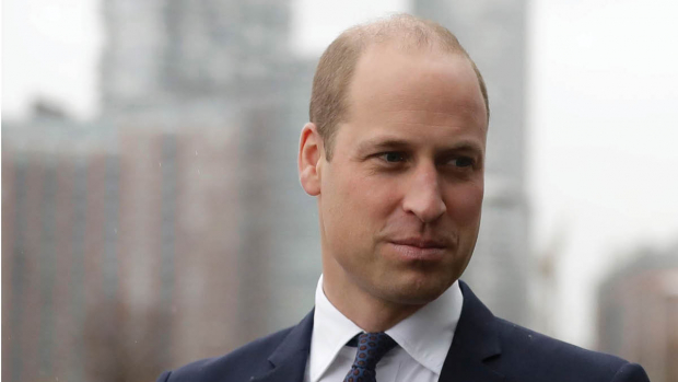 Prins William.